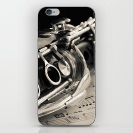 Clarinet iPhone Skin
