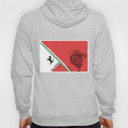 Enzo Ferrari 1898 - 1988 Hoody