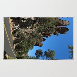 Scenic Bonita Canyon Road Rug