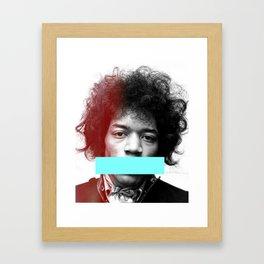 J.H. Framed Art Print