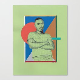 Steve Lacy Canvas Print