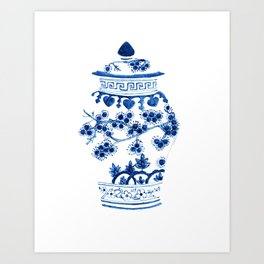 Ginger Jar II Art Print