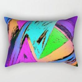 The fast trap Rectangular Pillow