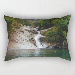 Swimming Hole Rectangular Pillow