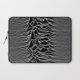 Joy Division - Unknown Pleasures Laptop Sleeve