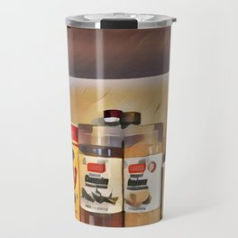 Louisiana Pantry Travel Mug