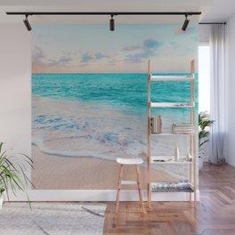 Ocean Bliss #society6 #society6artprint #buyart Wall Mural