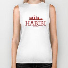 Habibi Riyadh Biker Tank
