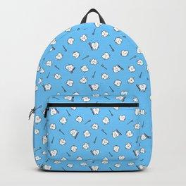 Teeth family Backpack