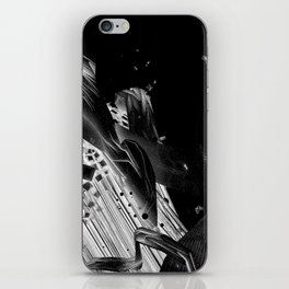 AØ - IV iPhone Skin