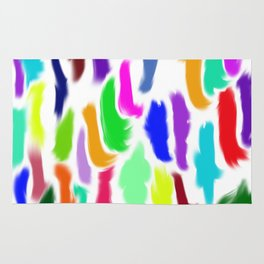 Colors of Humanity Rug