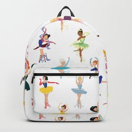 All the Ballerina Princesses Backpack