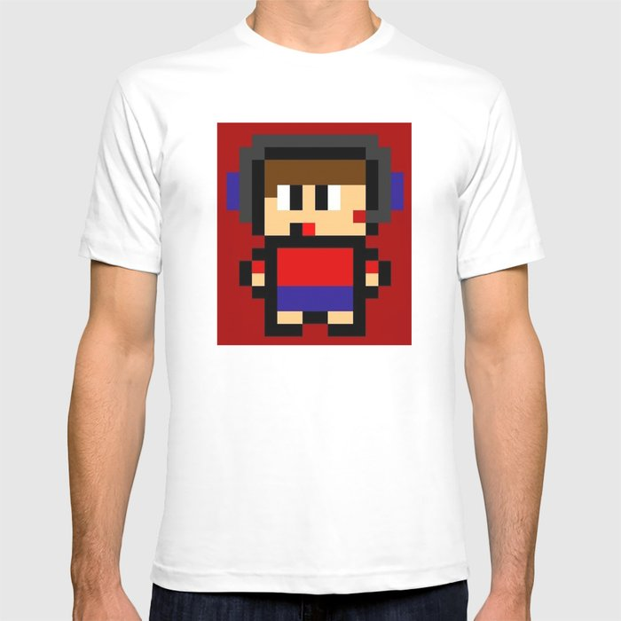 Pixel Gamer T-shirt