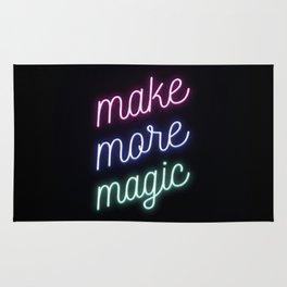 Make More Magic Rug