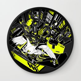 Horus Rising Wall Clock