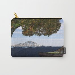 Rainer Woodblock Carry-All Pouch