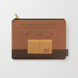 Barton Fink minimalist poster Carry-All Pouch