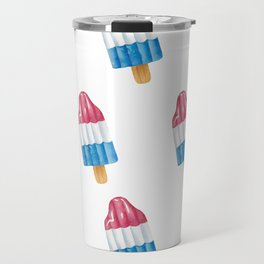 Ice Jet Pattern Travel Mug