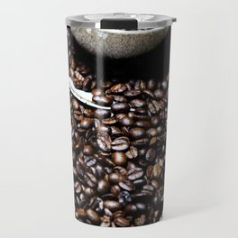coffee art Travel Mug