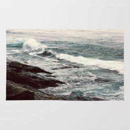 Cyan Sea #2 Rug