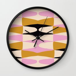 Zaha Dama Wall Clock