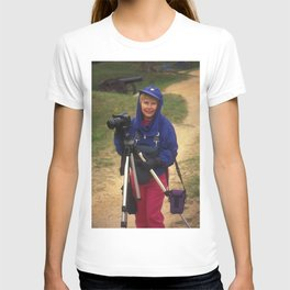 LIda at Yorktown T-shirt