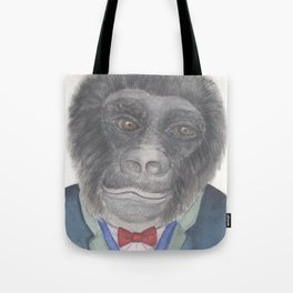 Tuco Brown the Gorilla Tote Bag