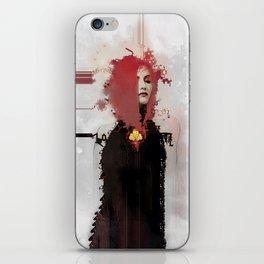 With regards; elaboration iPhone Skin