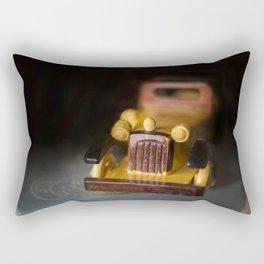 Vintage Auto Rectangular Pillow