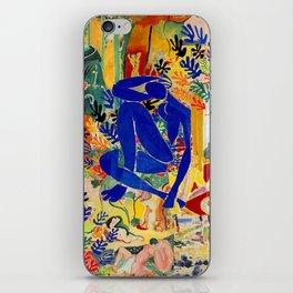 Matisse el Henri iPhone Skin