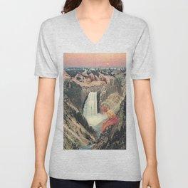 Grand Canyons Unisex V-Neck