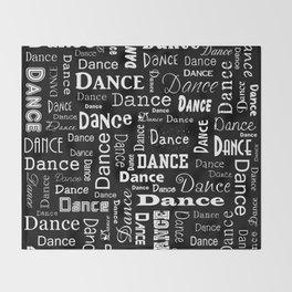 Just Dance! Throw Blanket