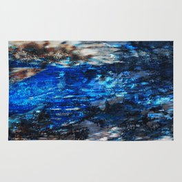 Nautical Blues Rug