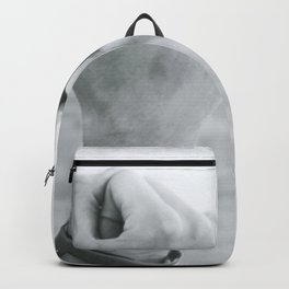 Promise for Forever- a couple pinky-swear Backpack