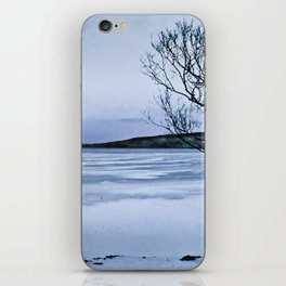 Frozen Lake iPhone Skin