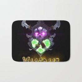 Wow - Warlock Bath Mat