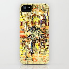 Musical World  iPhone Case