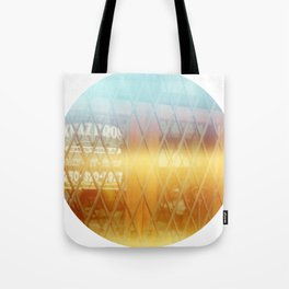 retro fance Tote Bag