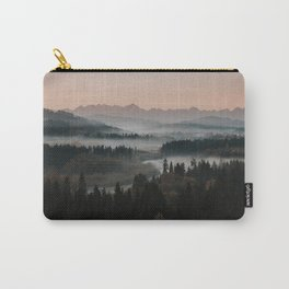 Good Morning! - Landscape and Nature Photography Carry-All Pouch