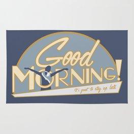 Good Morning Rug