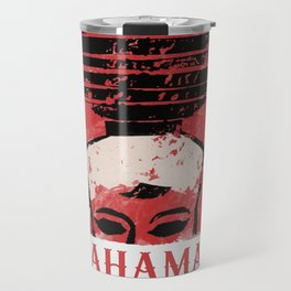 The Bahamas - Vintage Travel Poster Travel Mug