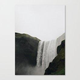 Foss Canvas Print