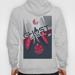 Ghost in the shell Minimalist poster Hoody