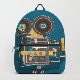 CINE: Blue Backpack