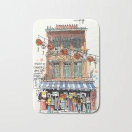 Chinatown Shophouse, Singapore Bath Mat