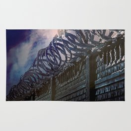 318 Protected Prison Camp Rug