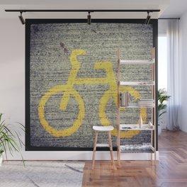 rider Wall Mural