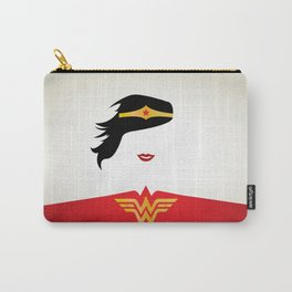 Wonder Girl Carry-All Pouch