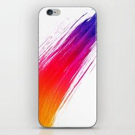 Paint Smear iPhone Skin