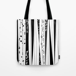 With love .2 Tote Bag
